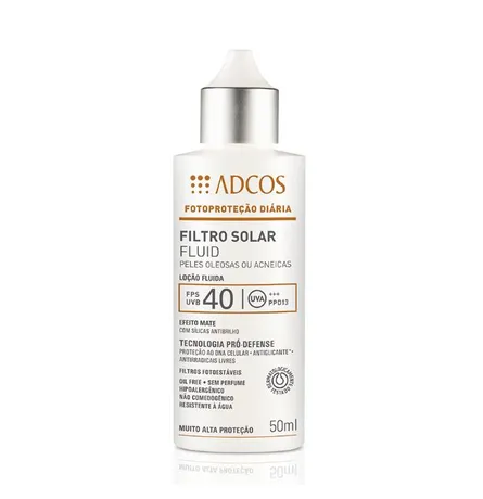 FILTRO SOLAR FPS 40 FLUID 50ml