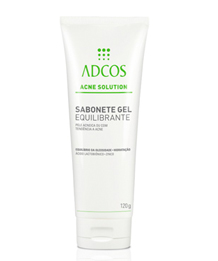 Acne Solution sabonete gel equilibrante 120g