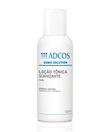 Sensi Solution Loção Tônica Suavizante 120ml