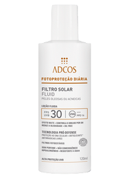 Filtro Solar Fluid Fps 30 – 120ml