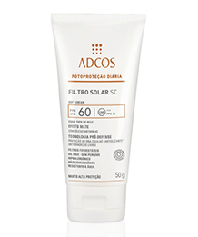 Filtro Solar Sc (soft Cream) Fps 60 50g