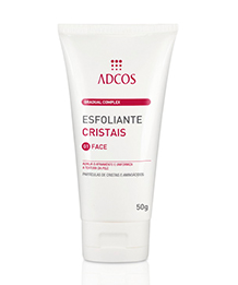 Gradual Complex Esfoliante De Cristais 50g