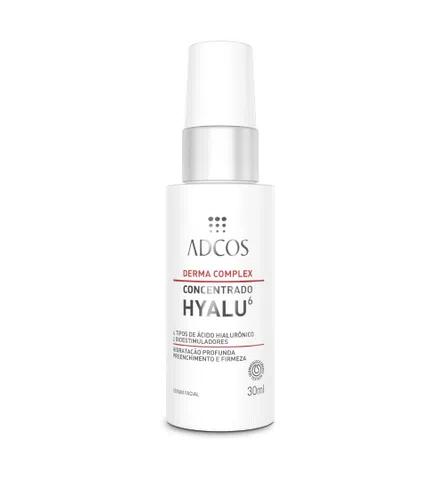 Ácido Hialurônico - Concentrado HYALU 6 30 ml - Derma Complex