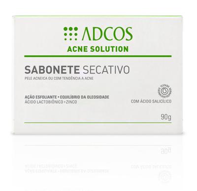 Acne Solution sabonete secativo 90g
