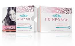 Equaliv Reinforce Suplemento vitamínico para cabelo e unhas