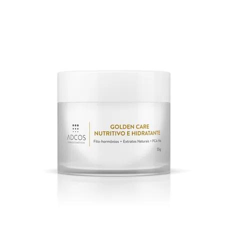 Creme Nutritivo e Hidratante Facial 60g Golden Care